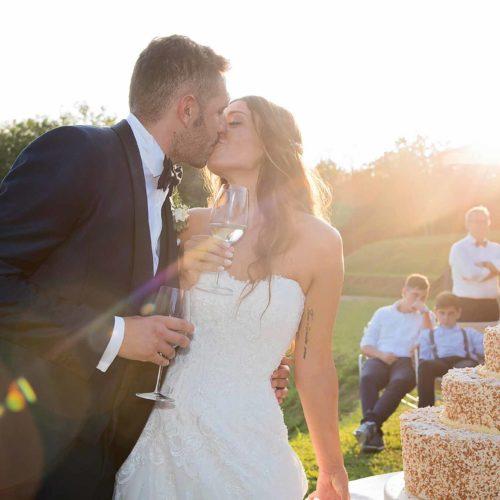 Reportage fotografico matrimonio romantico
